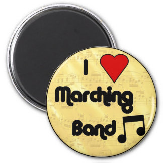 Marching Band Magnet