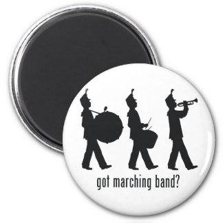 Marching Band Refrigerator Magnets