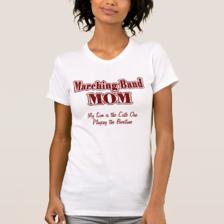 Marching Band Mom/Son T-Shirt