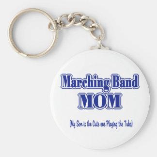 Marching Band Mom/ Tuba Key Ring