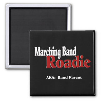 Marching Band Roadie Fridge Magnets