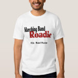 Marching Band Roadie Shirts