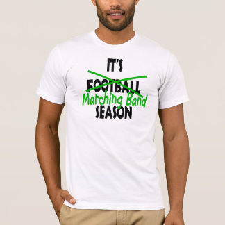 Marching Band Season T-Shirt