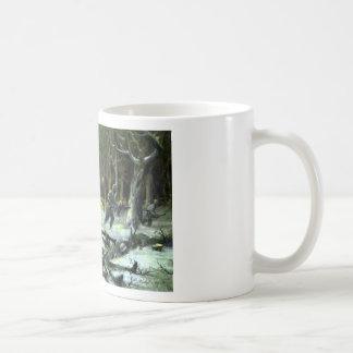 Marching Fire Mug