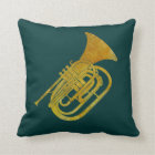 Marching French Horn Cushion
