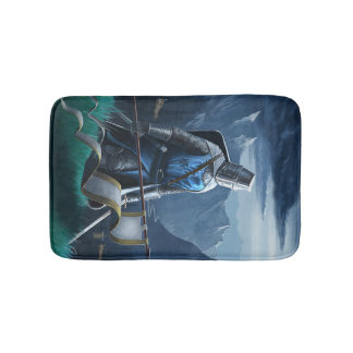 Marching Knight bath mat Bath Mats