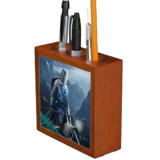 Marching Knight desk organizer Desk Organisers