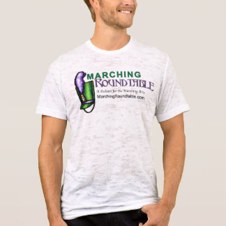 Marching Roundtable Burnout T-Shirt