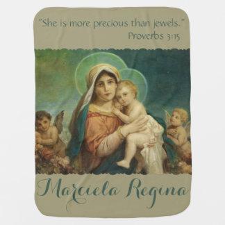 Marciela Regina Baby Blanket