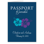 Marco Island Florida Passport Invitation