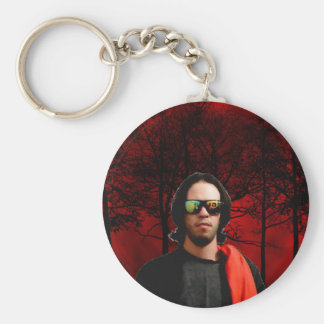 Marco Lasombra Key Ring Basic Round Button Key Ring