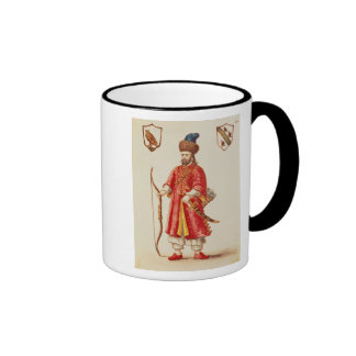 Marco Polo  dressed in Tartar costume Mugs