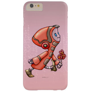 MARCO ROBOT CARTOON Case-Mate Barely There iPhone