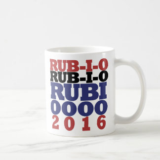 Marco Rubio 2016 Coffee Mug