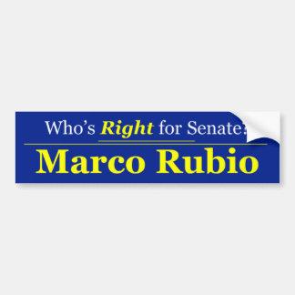 Marco Rubio Bumper Sticker