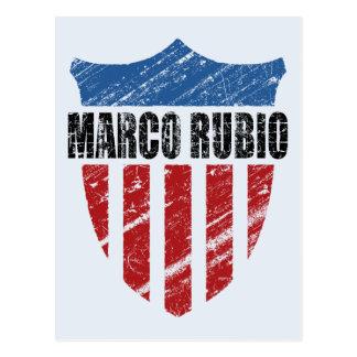 Marco Rubio Postcard