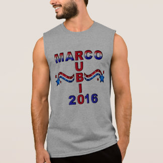 Marco Rubio Tshirt Sleeveless for Hot Days