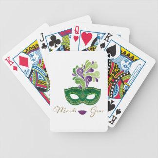Mardi Gras 18.2 Bicycle Playing Cards
