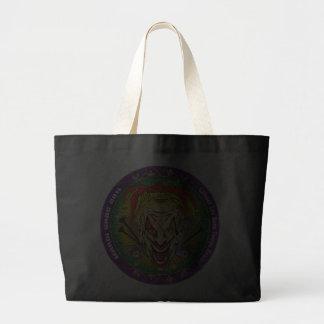 Mardi Gras 2011 Joker-V-3 Canvas Bags