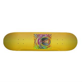 Mardi-Gras-2011 The Joker-1 21.6 Cm Old School Skateboard Deck