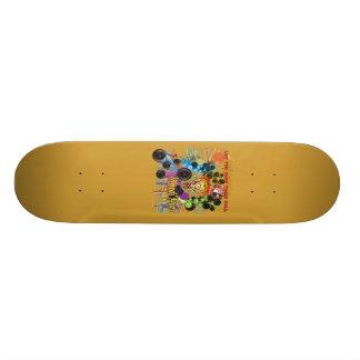 Mardi-Gras 2011 The Joker II 21.6 Cm Skateboard Deck