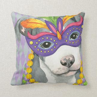 Mardi Gras APBT Cushions