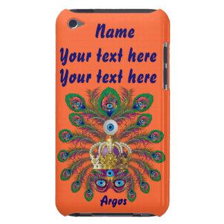 Mardi Gras Argos-Argus Eyes Important view notes Case-Mate iPod Touch Case