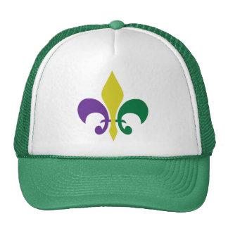 Mardi Gras Trucker Hats