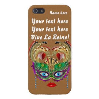 Mardi Gras Casino Queen Plse View Artist Comments Case For The iPhone 5