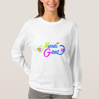 Mardi Gras Color T-Shirt