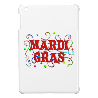 Mardi Gras Confetti Case For The iPad Mini