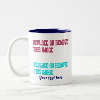 Mardi Gras D. J. Dragon King View Hints please Coffee Mug