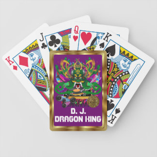 Mardi Gras D. J. Dragon King View notes please Card Deck