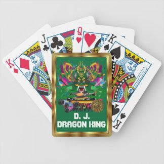 Mardi Gras D J Dragon King View notes please Card Deck