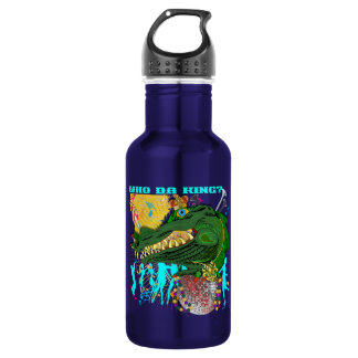 Mardi Gras Dragon 532 Ml Water Bottle