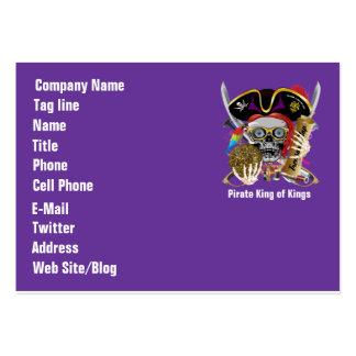 Mardi Gras Dual Logo Please View Notes Business Card Template