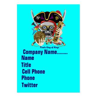 Mardi Gras Dual Logo Please View Notes Business Card