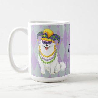 Mardi Gras Eskie Coffee Mug