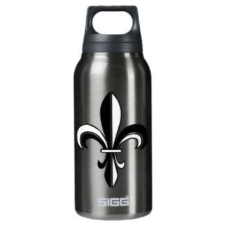 Mardi Gras Fleur De Lis 0.3L Insulated SIGG Thermos Water Bottle