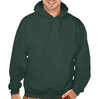 Mardi Gras Fleur De Lis Hooded Pullover