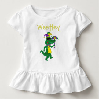 Mardi Gras gater Toddler T-Shirt