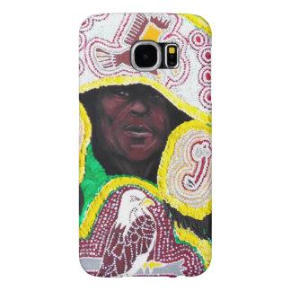 Mardi Gras Indian Samsung Galaxy S6 Cases