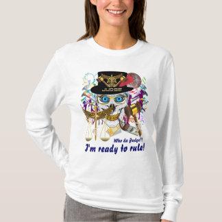 Mardi Gras Judge Women All Styles Light only T-Shirt