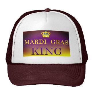 Mardi Gras King Cap