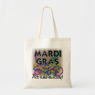 Mardi Gras Lady Bag 2018
