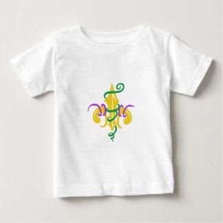MARDI GRAS LE FLUER INFANT T-Shirt