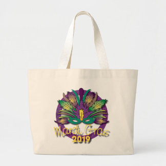 Mardi Gras Mask Bag 2019