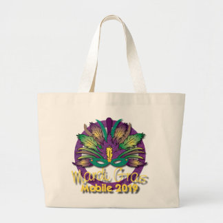 Mardi Gras Mask Bag 2019 - Mobile, AL