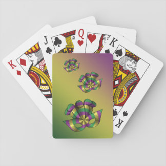Mardi Gras Mask Classic Playing Cards