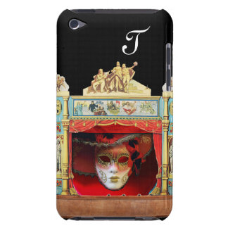 MARDI GRAS MASQUERADE BALL THEATRE STAGE Monogram iPod Touch Covers